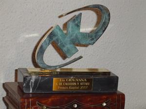 grupo Kapital trofeo