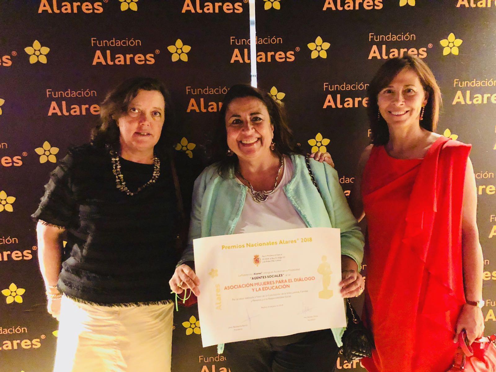 premios alares 2018