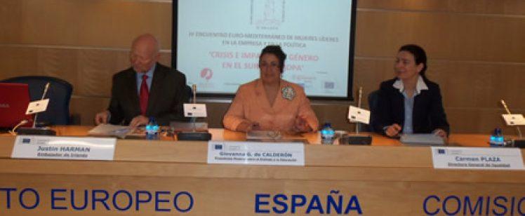 IV EMLIEPO: Crisis e impacto de género