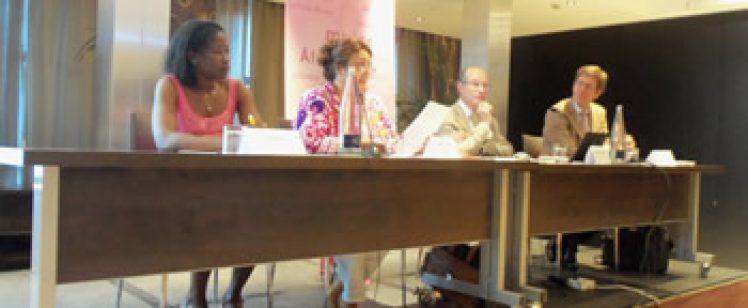 Seminario sobre ablación y violencia sexual