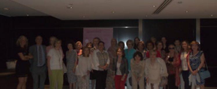 Almuerzo-coloquio con la Presidenta de Femmes Chefs de Famille