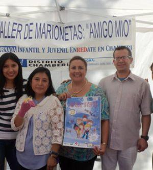Jornada Infantil 'Enrédate Chamberí'