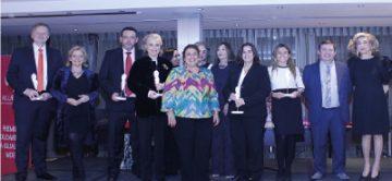 Cena y entrega de Premios Solidarios a la Igualdad MDE