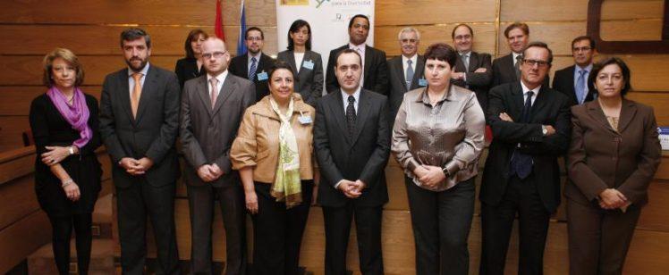 MDE firma en el Charter para la diversidad