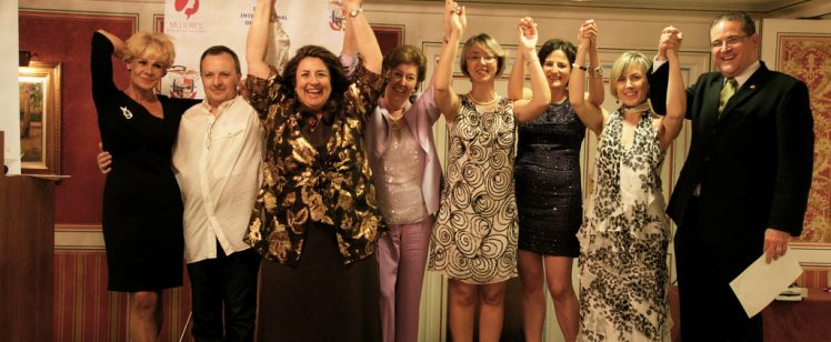 Éxito de convocatoria en la IV Gala Internacional de la Mujer
