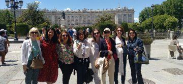 PARIDAD Y CULTURA POR MADRID