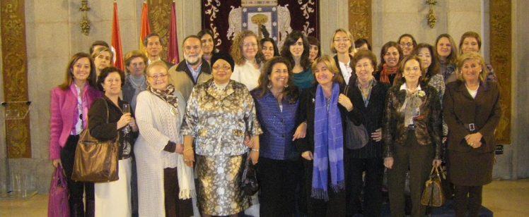 Encuentro euro-mediterráneo de mujeres líderes en la empresa y la política