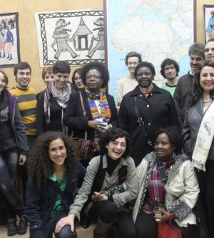 Conferencia 'Mujeres líderes contra la mutilación genital femenina'