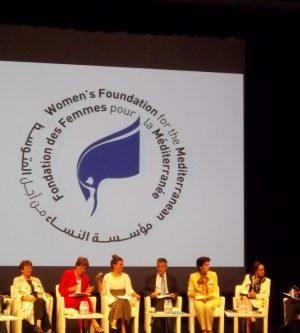 Lanzamiento de la Fundación Mujeres para el Mediterráneo