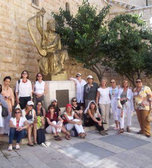 Viaje de Emprendedoras MDE a Israel y Palestina