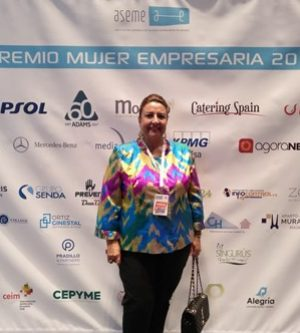 Premios 'Empresaria del año' ASEME