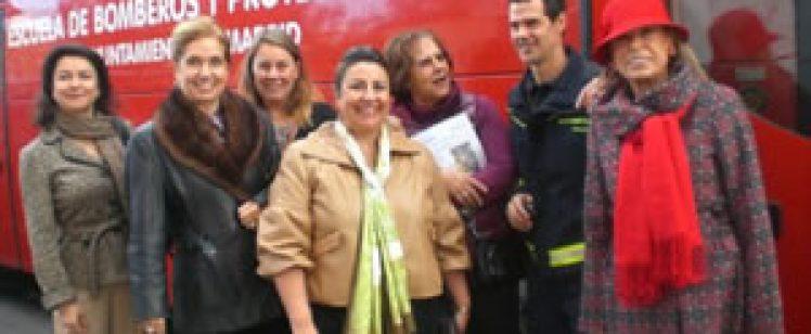 Día de la Prevención con los bomberos