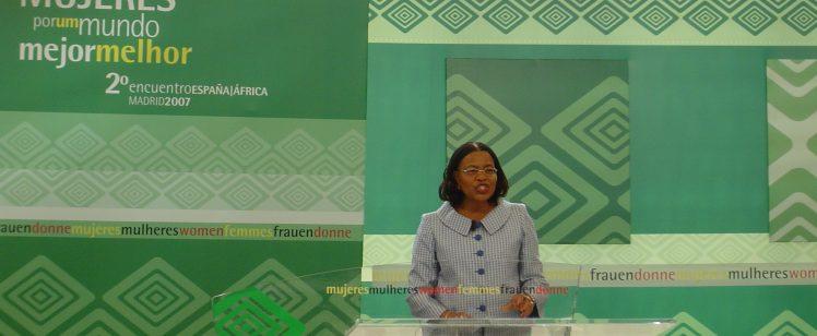 II Encuentro Internacional España-África: Mujeres por un mundo mejor