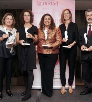 Cena y entrega de Premios Solidarios MDE