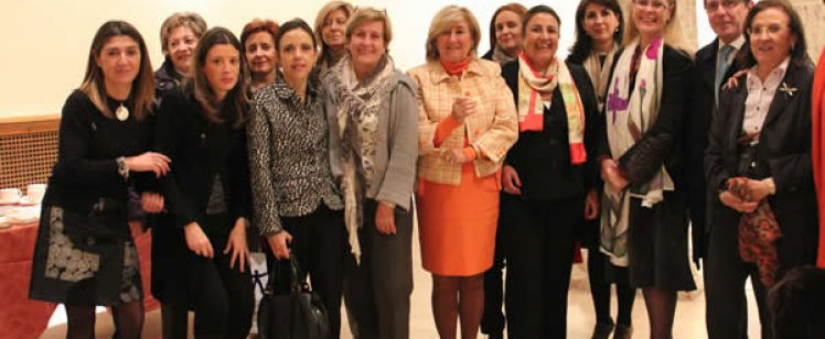 Jornada 'Violencia de género y prostitución en La Roda