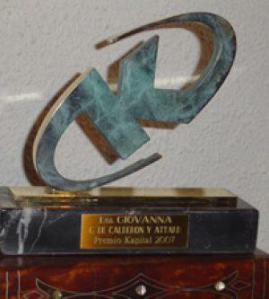 Premios Grupo Kapital