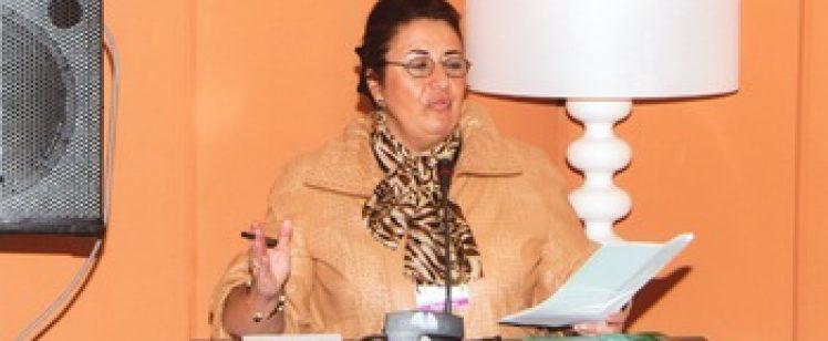 Congreso Unión Nacional de Mujeres Marroquíes en Rabat