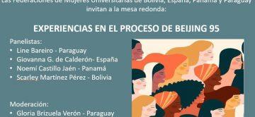 EXPERIENCIAS EN EL PROCESO DE BEIJING 95
