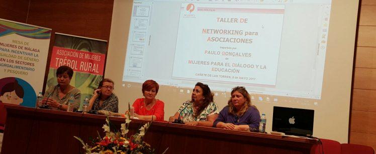 Networking asociativo en Cañete de las Torres (Córdoba)