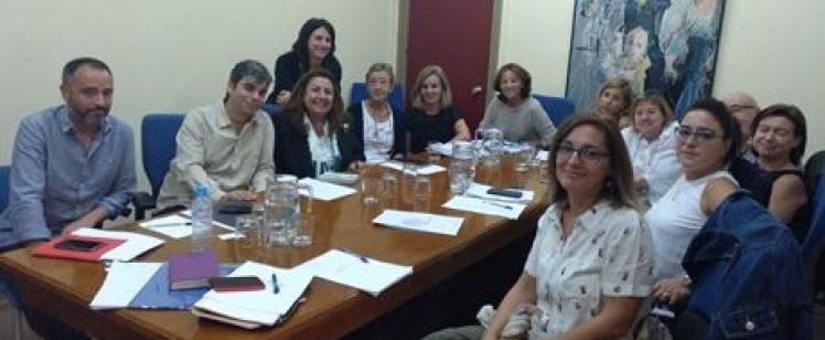 Reunión de la Plataforma 'Enrédate en Chamberí' con el Concejal del Distrito