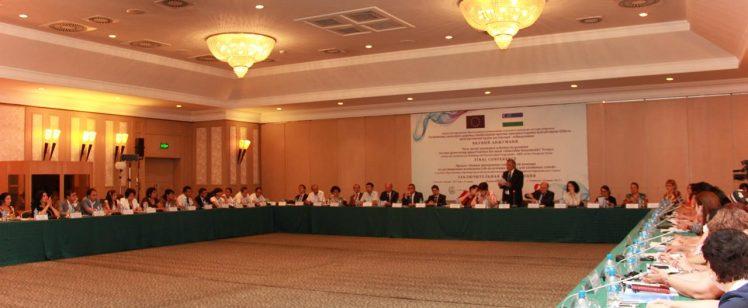 Proyecto Uzbekistán: conferencia final