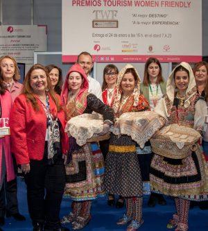 PREMIOS TOURISM WOMEN FRIENDLY FITUR 2020
