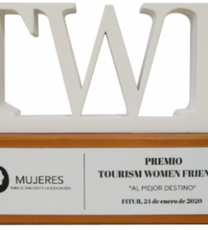 ENTREGA DE LOS PREMIOS TOURISM WOMEN FRIENDLY 2021