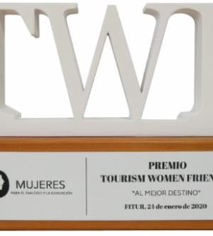 ENTREGA DE LOS PREMIOS TOURISM WOMEN FRIENDLY 2021