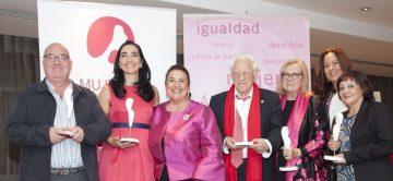 Cena y entrega de los VII Premios Solidarios a la Igualdad MDE