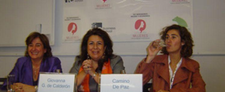 III Seminario 'La Mujer como agente dinamizador del desarrollo económico'