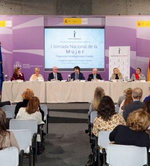 Mesa redonda I Jornada Nacional de la Mujer Fundación Independiente