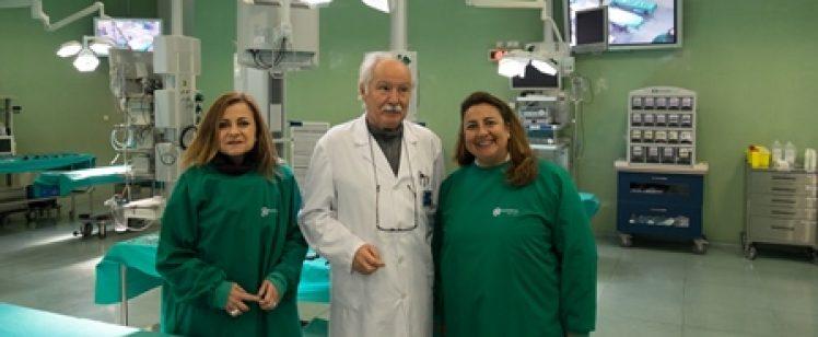Centro de cirugía Jesús Usón