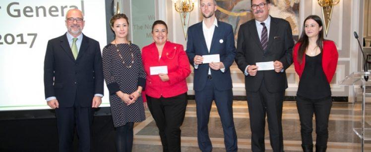 MDE recibe el apoyo de la Asociación de Diplomáticos de España