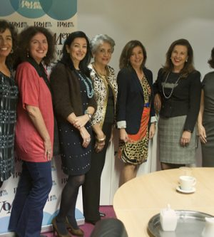Eva Levy, Presidenta de Honor de WomenCEO