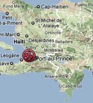 MDE colabora con Haití