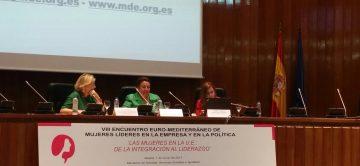 VIII EMLIEPO: Las mujeres en la U.E., de la integración al liderazgo