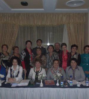 Kick-off del proyecto en Uzbekistán